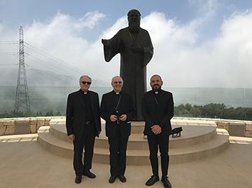 Իտալական Եպիսկոպոսաց Ժողովի Քարտուղարը Զմմառու մէջ